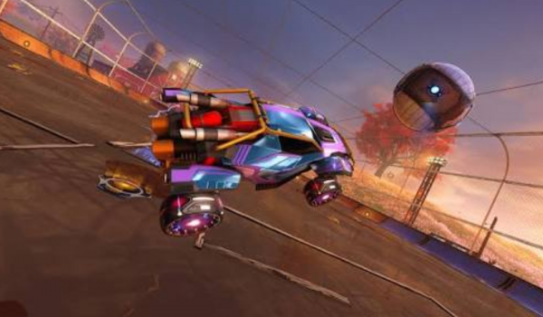 Rocket League's current competitive season will end in August