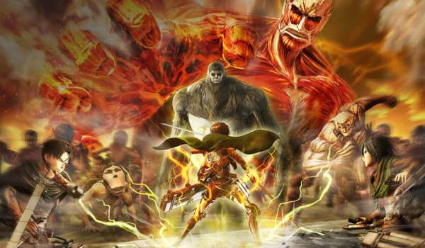 Attack on Titan 2: Final Battle announced, launches in July