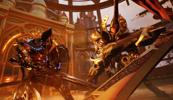 [Update: It's Still UE4] Check Out The First PC Gameplay For Godfall On Unreal Engine