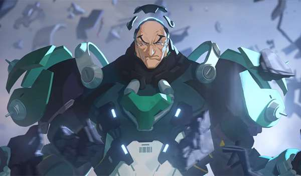 Overwatch's 31st Hero is the Gravity-Controlling Mad Scientist, Sigma