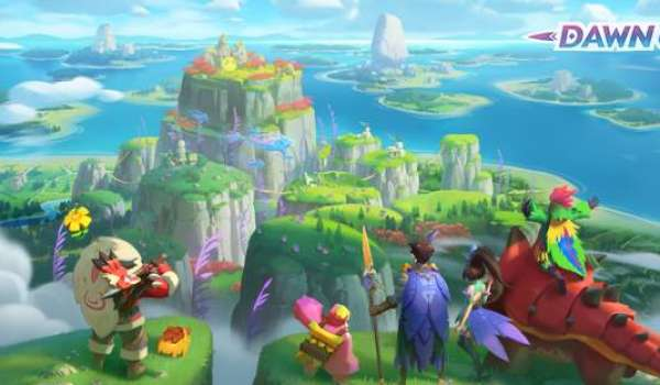Dawn of Isles, Netease's upcoming mobile MMORPG, is up for pre-registration on Google Play