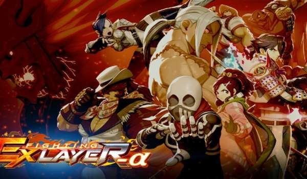 "Fighting EX Layer Alpha – ""Full fat fighting on mobile?"