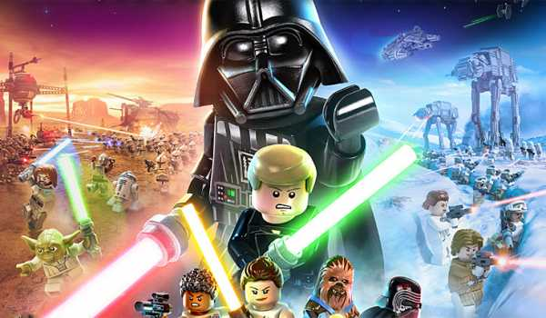Lego Star Wars: The Skywalker Saga Has Nearly 500 Characters, Possible Release Date Leaks
