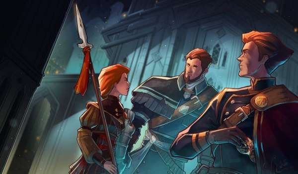 Masquerada: Songs And Shadows Casts A Tactical RPG Spell On Switch Next Month