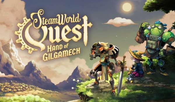 Robo-RPG SteamWorld Quest is coming to PC soon